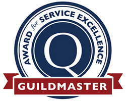 guildmaster award for service excellence Wilson Home Restorations Mundelein