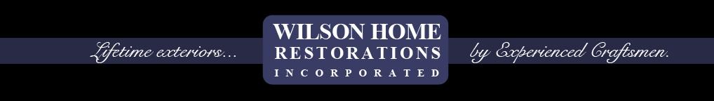 Wilson Restoration