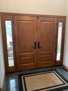 Forman door inside website