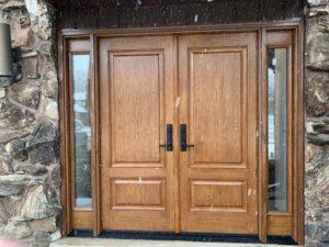 Forman door out side websie