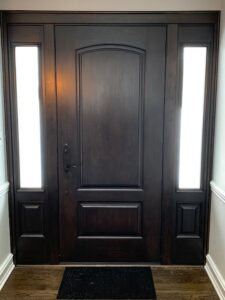 McCaw interior front door pic